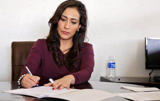 administracion negocios mujer